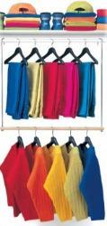 closet rod doubler organizing kids' closets