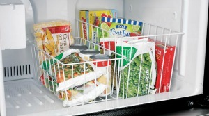 freezer baskets Refrigerator and Freezer Organization