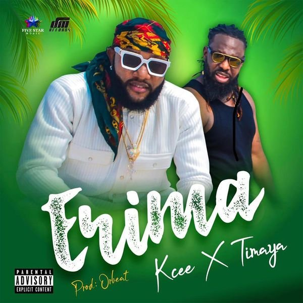 MP3: KCee ft Timaya – Erima