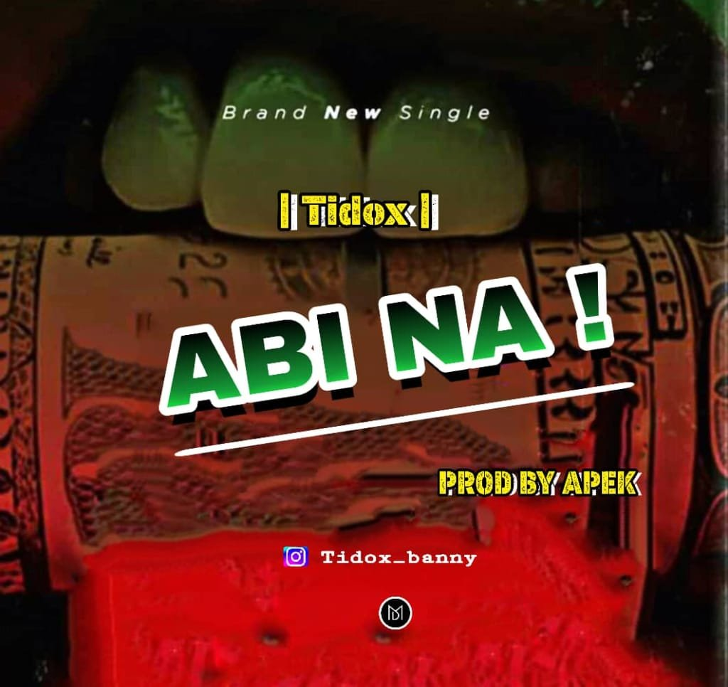 MP3: Tidox - Abi Na (Prod. By Apek)