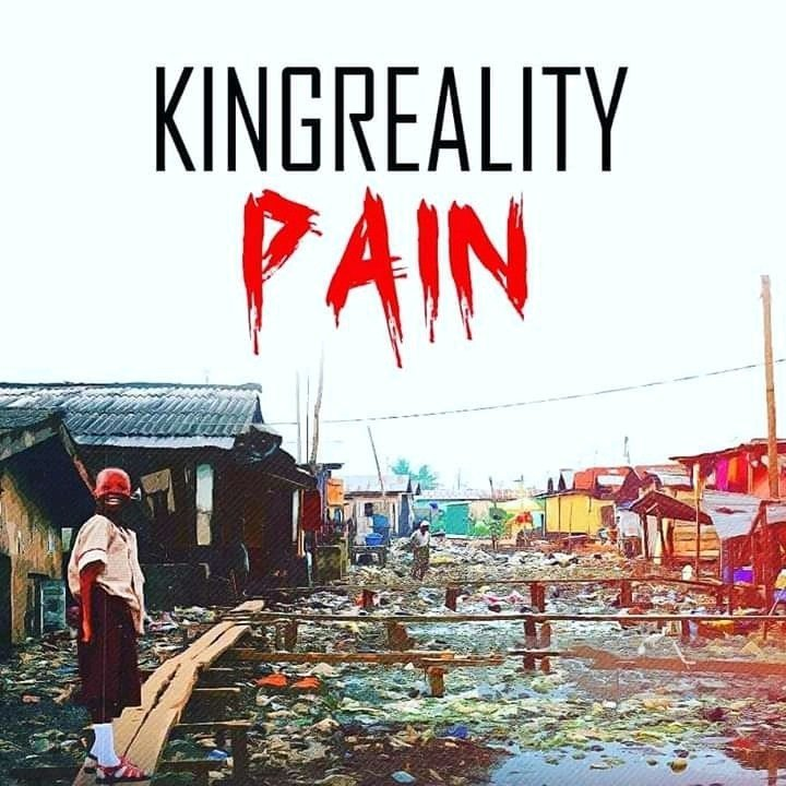 MP3: KINGREALITY – PAIN