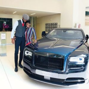BBNaija Housemate, Mike Edwards Owns An Exotic Rolls Royce (Photo & Video) 2