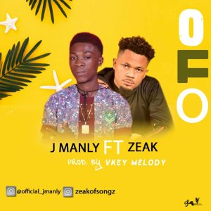 J Manly Ft. Zeak - Ofo