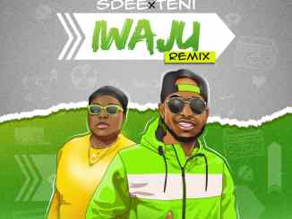 Sdee ft. Teni - Iwaju Remix