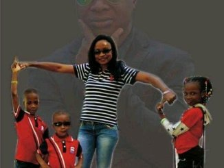 Wife And Three Kids Burnt To Death In Fatal Accident On Christmas Day (Photos)
