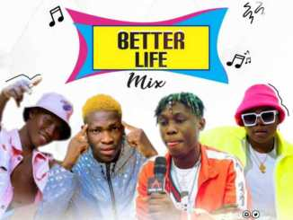 KJV DJ JAMES – BETTER LIFE MIX