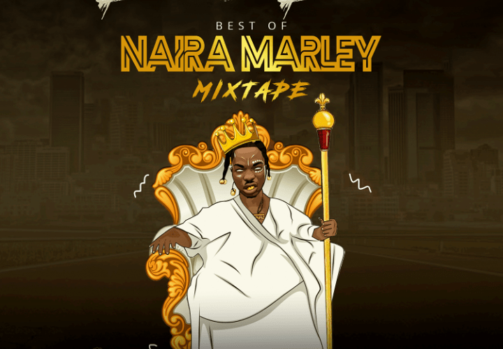 DJ Ucee - Best Of Naira Marley