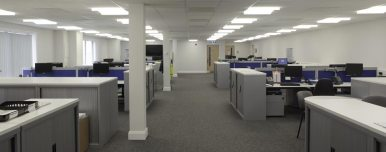 commercial office refurbishment
