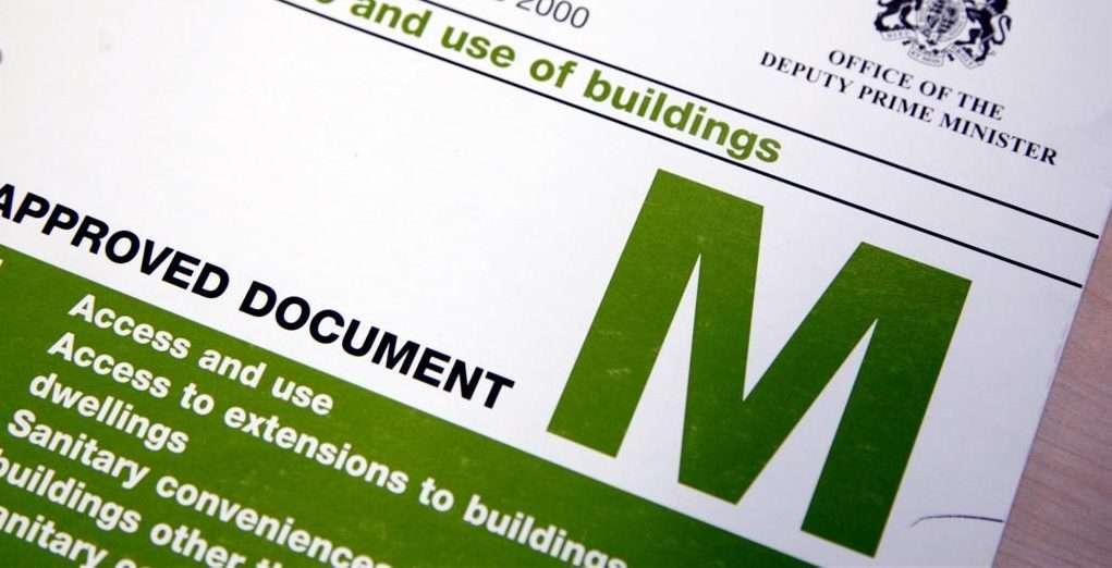 building-regulations-part-m