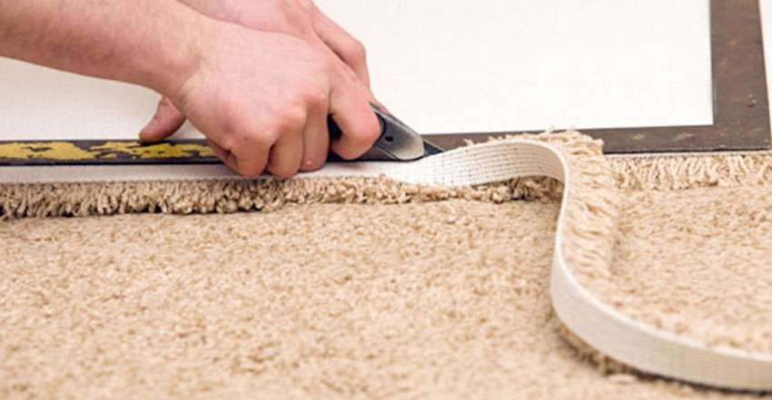 hire a carpet fitter