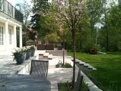 Awesome Scandinavian Garden Patio Designs For Your Backyard