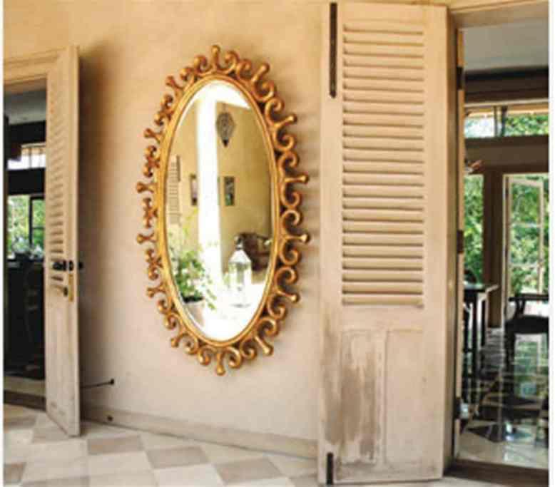 Handmade Mirror Design Ideas for Contemporary Home Interior