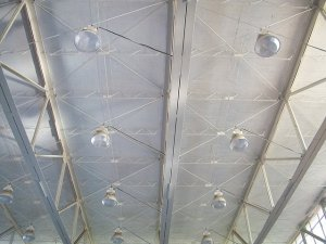 Install Suspended Ceiling