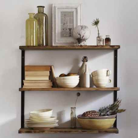 L-Beam Wall Shelf moderne-display-og-vaeghylder