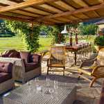 Rustic Patio Style Design Ideas & Photos