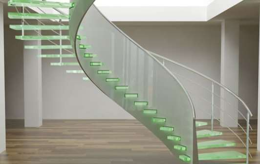 Beautiful Cool Staircases