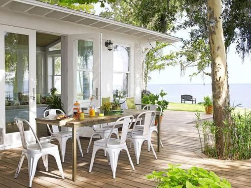 coastal patio Tuvalu Home