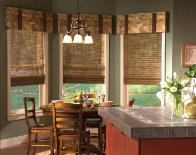 kitchen curtain ideas for a homey country feeling