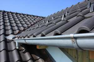 unblocking a roof valley