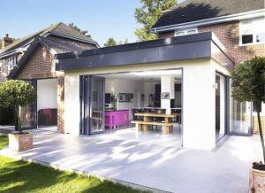 flat roof building regulations