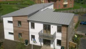installing a flat roof