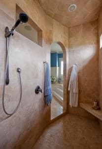 Fitting-a Shower