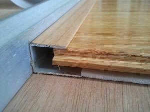 installating a floating floor