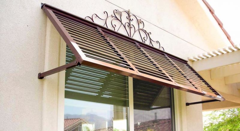 exeterior awnings