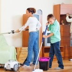Keeping Clean: Dusting and Deep-Cleaning your Property