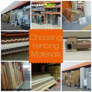FencingMaterials