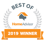 First Choice Carpet Cleaners, Inc. is a Best of HomeAdvisor Award Winner