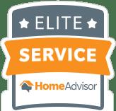 Rock Solid Inspections, LLC is a HomeAdvisor Service Award Winner