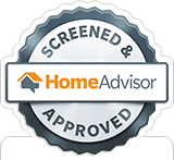 Pro 1 Windows and Doors, LLC is a HomeAdvisor Screened & Approved Pro