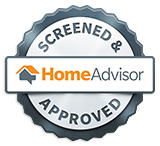 K-One Corp. is a Screened & Approved HomeAdvisor Pro