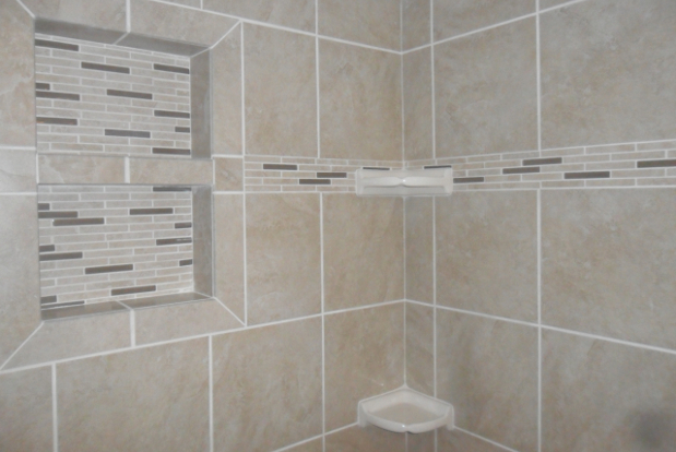 What To Expect With Your Tiling Project Ceramic Tile Install Grout Replacement