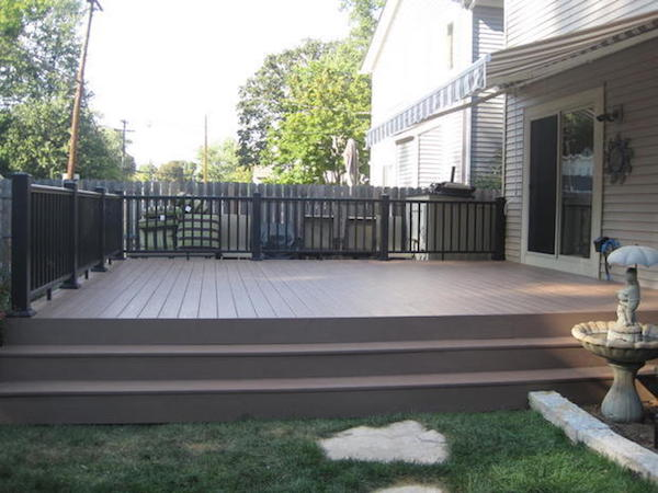 Composite Decks Advantages Brands Photos Amp Local Deck