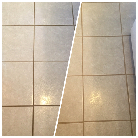 cracked grout causes repair