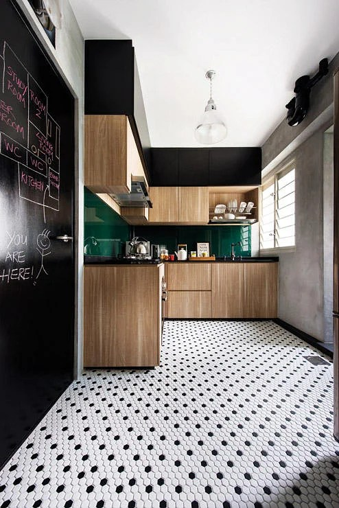 10 Ways To Use Graphic Tiles As Home Accents Home