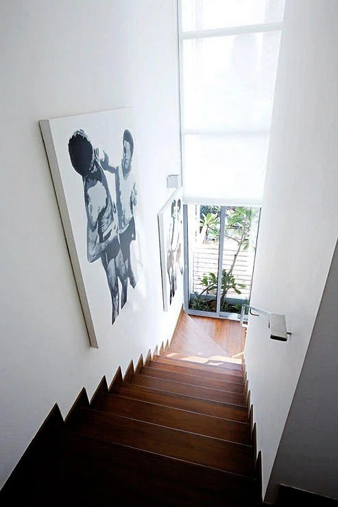 Staircase Decor Ideas For Your HDB Maisonette Home Amp Decor Singapore