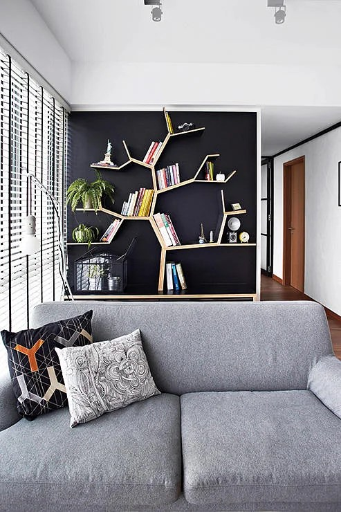 Unconventional Ideas For A Home Library Home Amp Decor