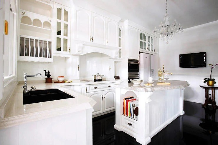 HDB Flats With Beautiful Kitchen Islands Home Amp Decor