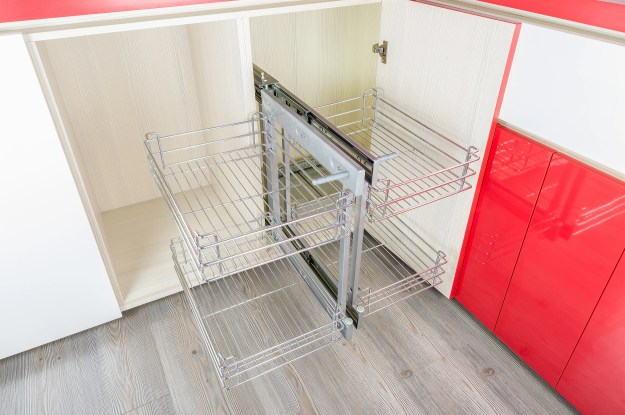 5 types of baskets to organise kitchen cabinets | home & decor singapore