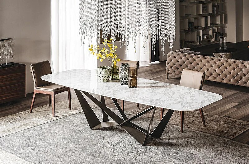 BUY Dining Tables With Unique Base Designs Home Amp Decor