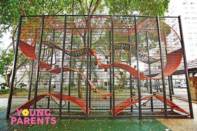 Playgrounds With Interesting Designs In Toa Payoh And