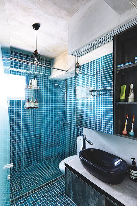 10 Homes That Use Mosaic Tiles Beautifully Home Amp Decor