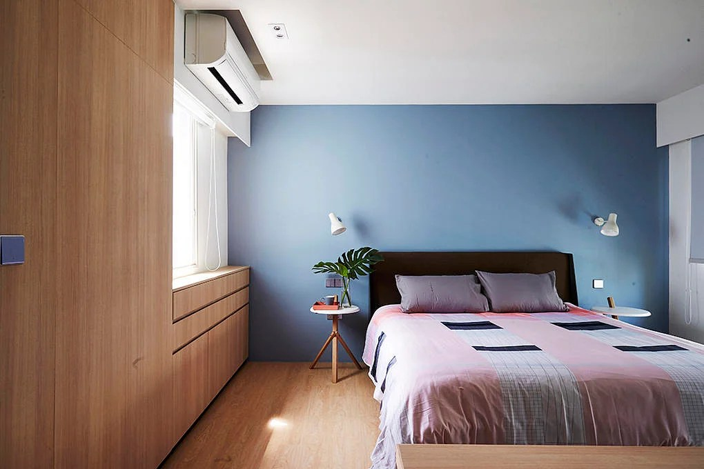 8 simple and relaxing bedrooms that are easy to achieve ... on Room Ideas Simple  id=12822