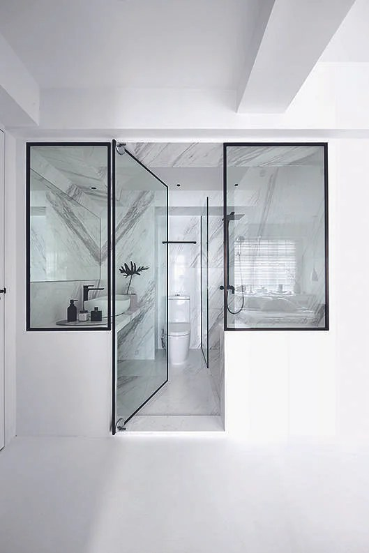 5 openconcept bathroom designs youd want in your home