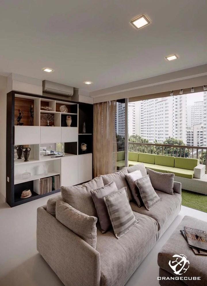 balcony design singapore living room. Black Bedroom Furniture Sets. Home Design Ideas