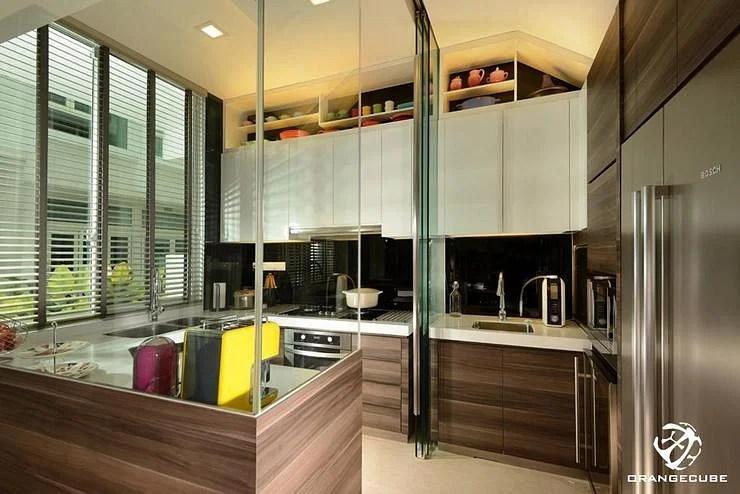 Large Modern Luxury Kitchen