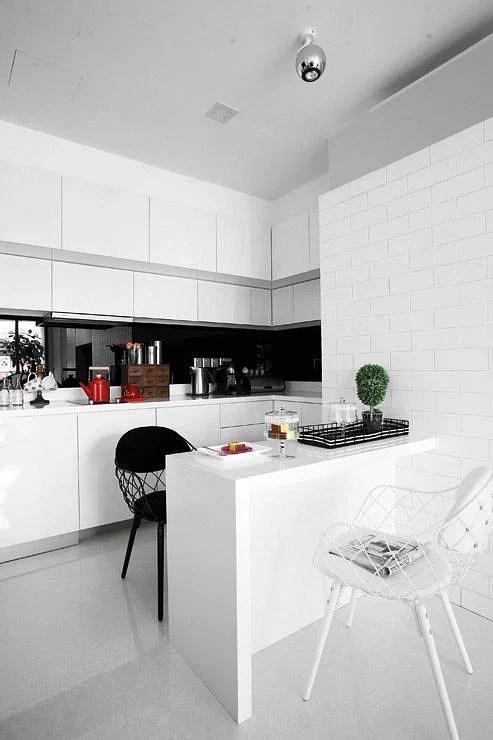9 Practical And Elegant Kitchens Home Amp Decor Singapore